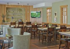 Green Mountain Suites Hotel - South Burlington - レストラン
