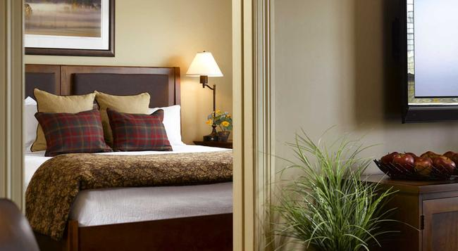 Green Mountain Suites Hotel - South Burlington - 寝室