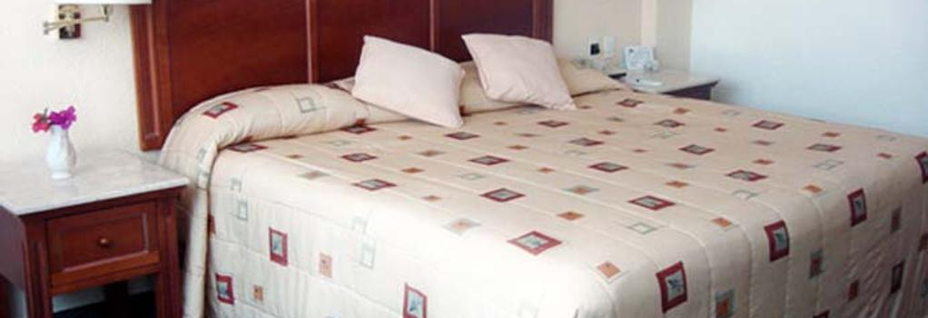 Maria Cristina - メキシコシティ - 寝室
