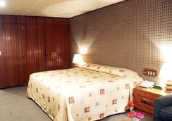 Maria Cristina Hotel - メキシコシティ - 寝室