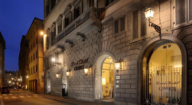 グランド ホテル カヴォール - フィレンツェ - 建物