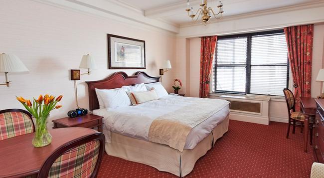 ザ ミルバーン ホテル - ニューヨーク - 寝室