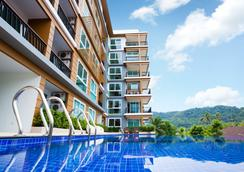 The Jasmine Nai Harn Beach Resort And Spa - Rawai - 屋外の景色