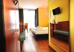 ゴールデン リーフ ホテル シュトゥットガルト エアポート & メッセ - シュトゥットガルト - 寝室