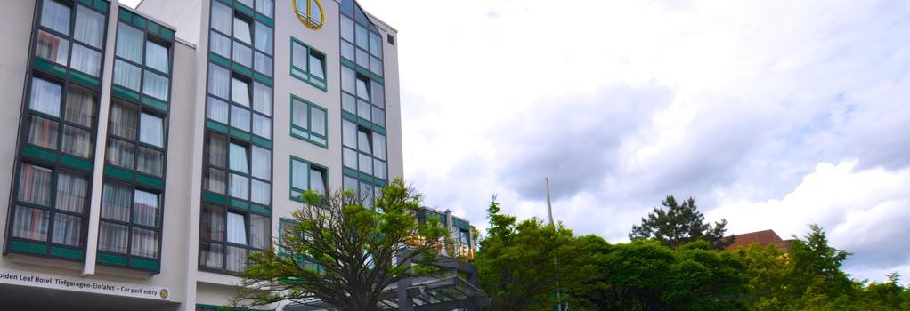 ゴールデン リーフ ホテル シュトゥットガルト エアポート & メッセ - シュトゥットガルト - 建物