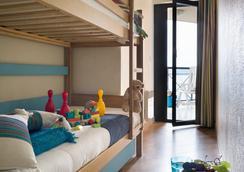 Résidence La Palme d'Azur Cannes Verrerie - カンヌ - 寝室