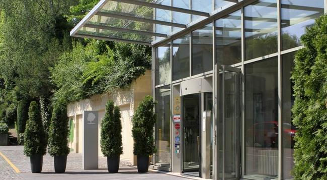 エンギマット シティ ガーデンホテル - チューリッヒ - 建物