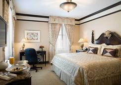 ホテル ルツェルン - ニューヨーク - 寝室