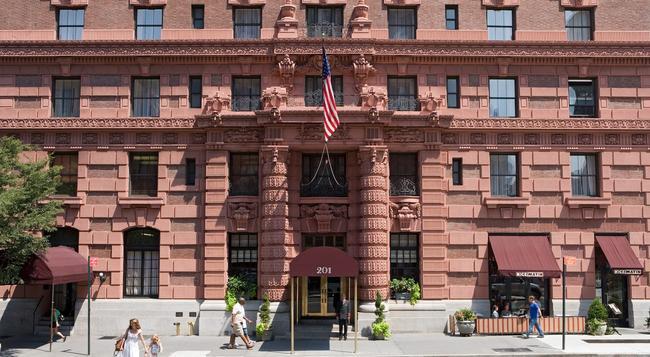 ホテル ルツェルン - ニューヨーク - 建物