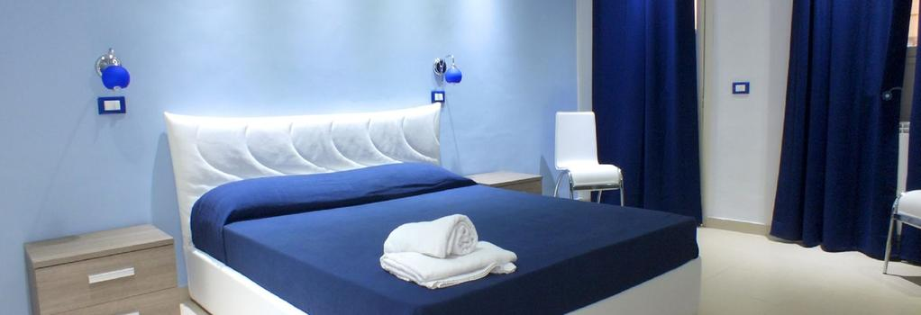 Costa del Sole Hotel - カターニア - 寝室