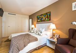 Homearound Rambla Suite & Pool - バルセロナ - 寝室