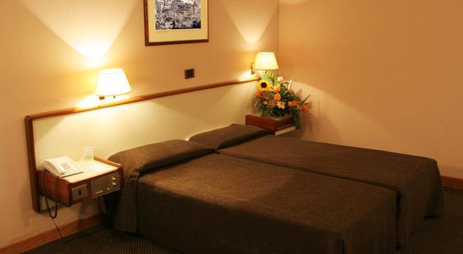 ローマ トリトーネ ホテル - ローマ - 寝室