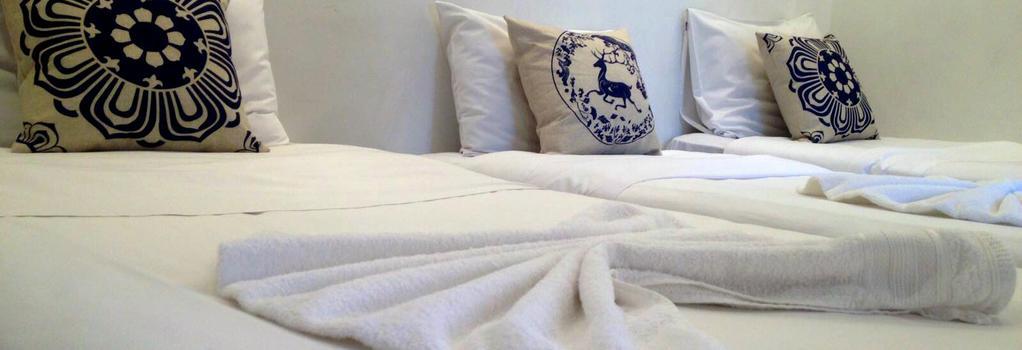 Pousada e Hostel São Paulo - Unidade Comfort - サンパウロ - 寝室