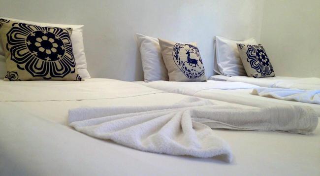 Pousada e Hostel São Paulo - Unidade 3 - サンパウロ - 寝室