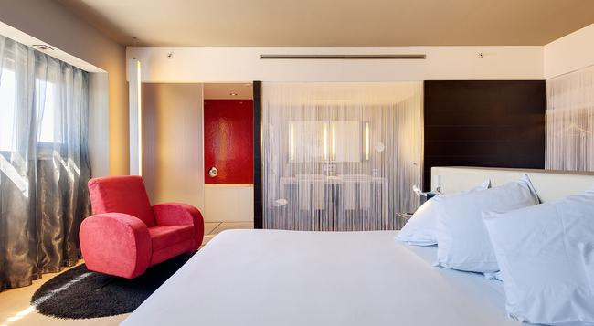 バルセロ マラガ - マラガ - 寝室