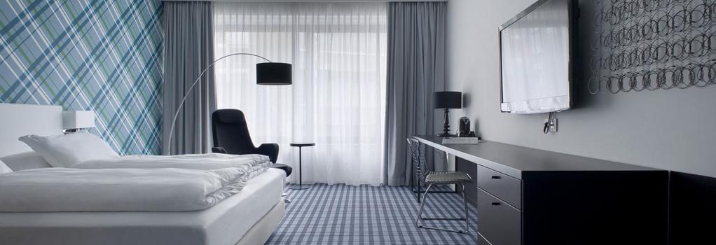 Antwerp City Hotel - アントワープ - 寝室