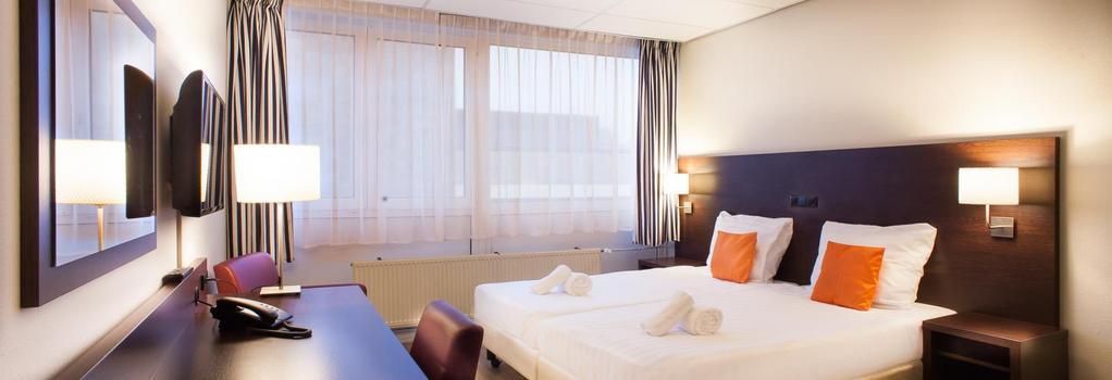 ウエスト サイド イン アムステルダム - アムステルダム - 寝室