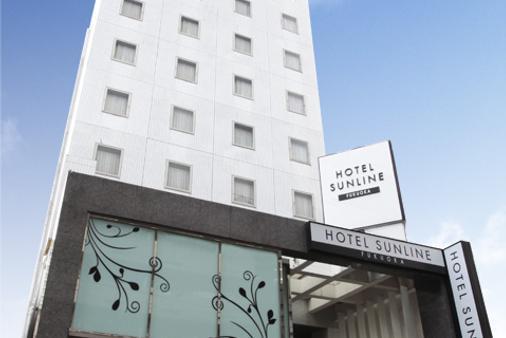 ホテルサンライン福岡大濠 - 福岡市 - 建物