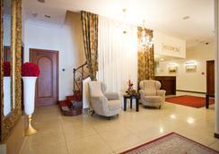 ホテル グロボ - スプリト - ロビー