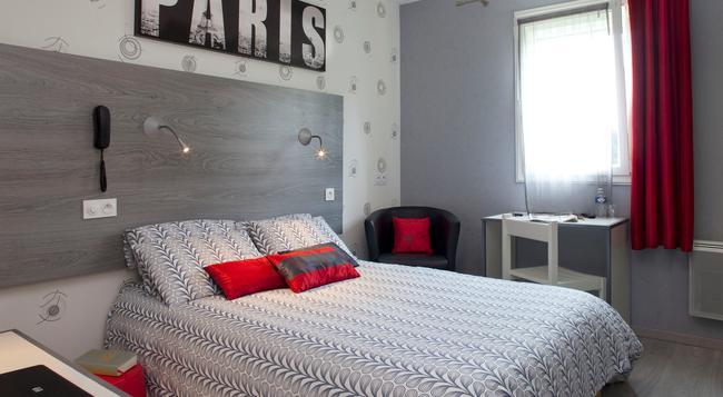 Hôtel Mac Bed - ポアティエ - 寝室