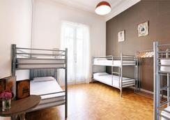 ザ ヒップステル - バルセロナ - 寝室