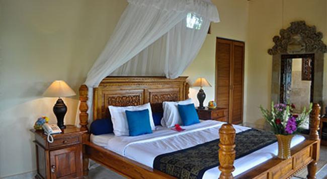 Alam Jiwa - ウブド - 寝室