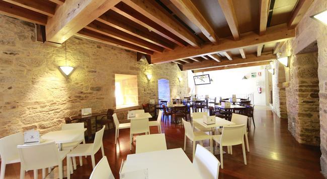サン フランシスコ ホテル モヌメント - サンティアゴ・デ・コンポステーラ - レストラン