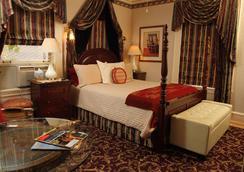 The Carolina Bed & Breakfast - ヘレナ - 寝室