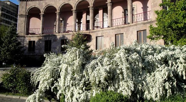 Villa des Roses Hotel - エレバン - 建物