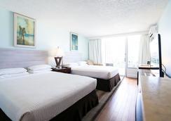 ワイキキ ゲートウェイ ホテル - ホノルル - 寝室