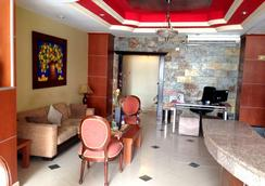 Hotel Presidente Internacional - グアヤキル - ロビー