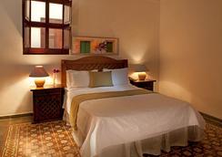 アンティグオ ホテル エウロパ - サントドミンゴ - 寝室
