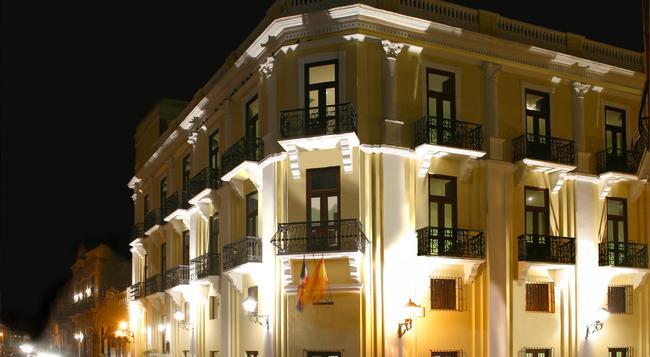アンティグオ ホテル エウロパ - サントドミンゴ - 建物