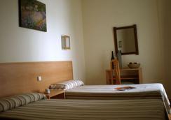 クリスタル - トレモリノス - 寝室