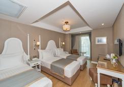 Hanna Hotel - イスタンブール - 寝室