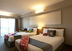 ジェット パーク エアポート ホテル - オークランド - 寝室