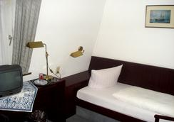 Hotel Zum Klüverbaum - ブレーメン - 寝室