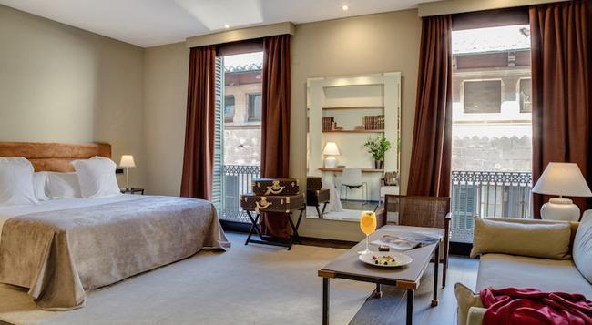 ブティック ホテル カン アロマー - パルマ・デ・マヨルカ - 寝室