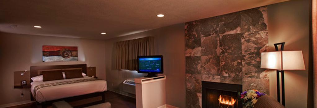 Hotel At Waterwalk Wichita - ウィチタ - 寝室