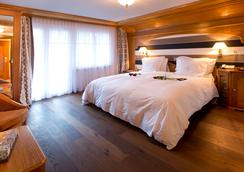 アルバナ レアル - ツェルマット - 寝室
