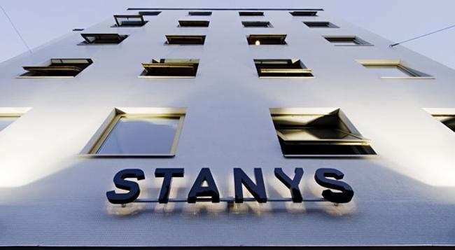 スタニス ホテル & アパートメンツ - ウィーン - 建物
