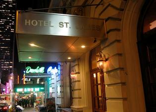 ホテル セント ジェームス