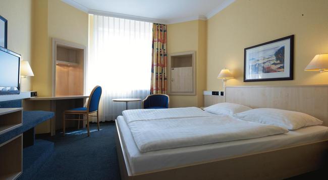 インターシティホテル エアフルト - エルフルト - 寝室