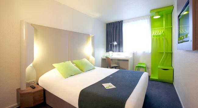 Campanile Annemasse Centre - Gare - アンヌマス - 寝室