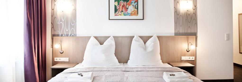 ホテル ニコライ レジデンス - ベルリン - 寝室
