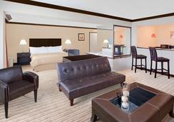 Wyndham Garden Schaumburg Chicago Northwest - シャンバーグ - 寝室