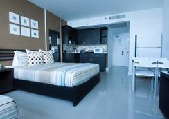 Design Suites Miami Beach - マイアミ・ビーチ - 寝室