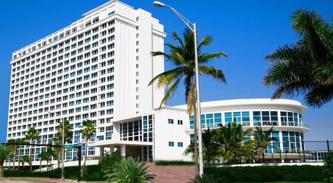 Design Suites Miami Beach - マイアミ・ビーチ - 建物
