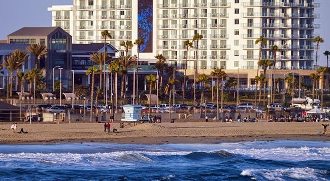 パセア ホテル & スパ - ハンティントンビーチ - 建物