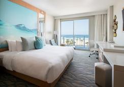 パセア ホテル & スパ - ハンティントンビーチ - 寝室